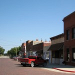 Jewell, Kansas Main Street