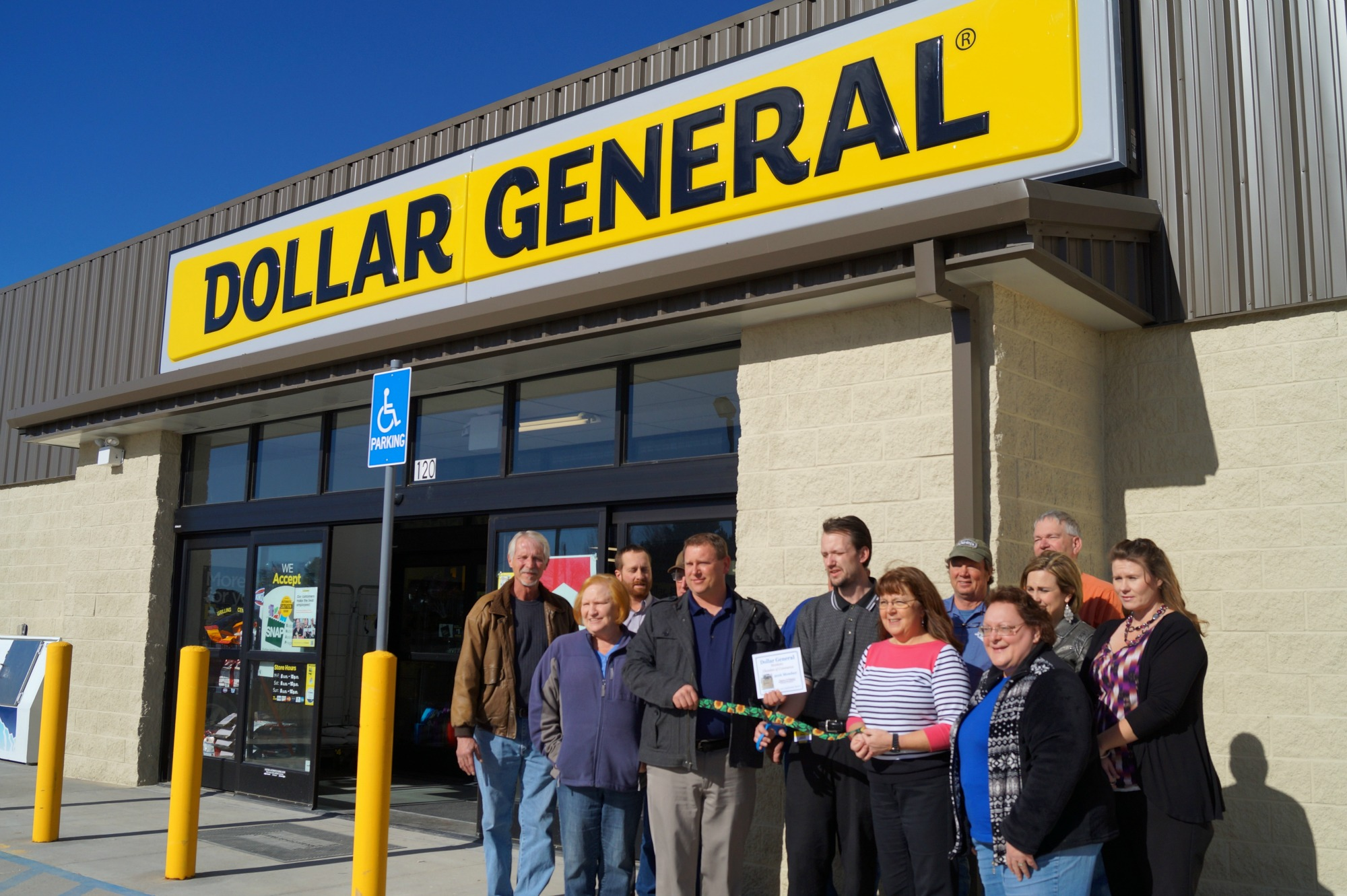 Kansas jewell county randall - The Mankato Chamber Of Commerce And Jewell County Community Development Jccda Hosted A Grand Opening Ribbon Cutting For The New Dollar General Location In